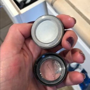 Mac eyeshadow used couple of times only